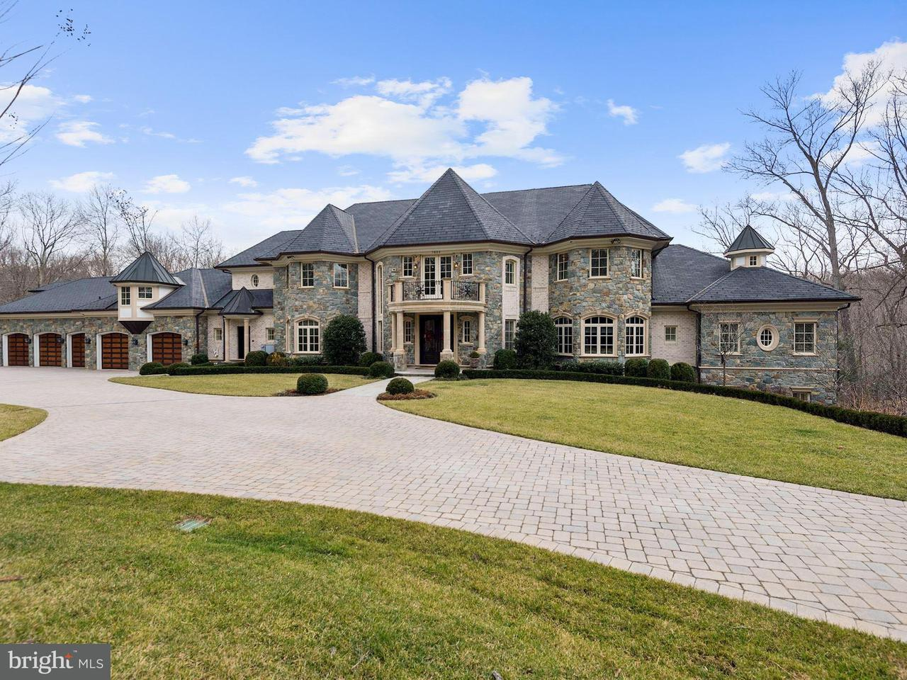 Single Family Home for Sale at 7853 Langley Ridge Road 7853 Langley Ridge Road McLean, Virginia 22102 United States
