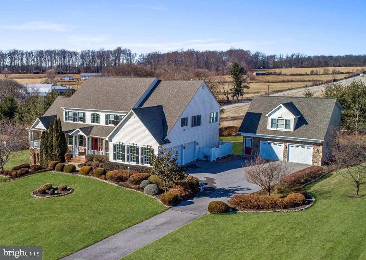 Einfamilienhaus für Verkauf beim 2976 Lonesome Dove Road 2976 Lonesome Dove Road Mount Airy, Maryland 21771 Vereinigte Staaten