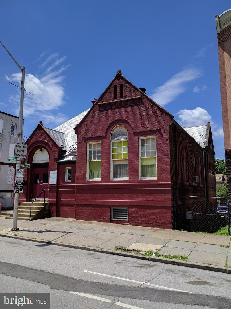 Commercial for Sale at 818 Broadway Baltimore, Maryland 21205 United States