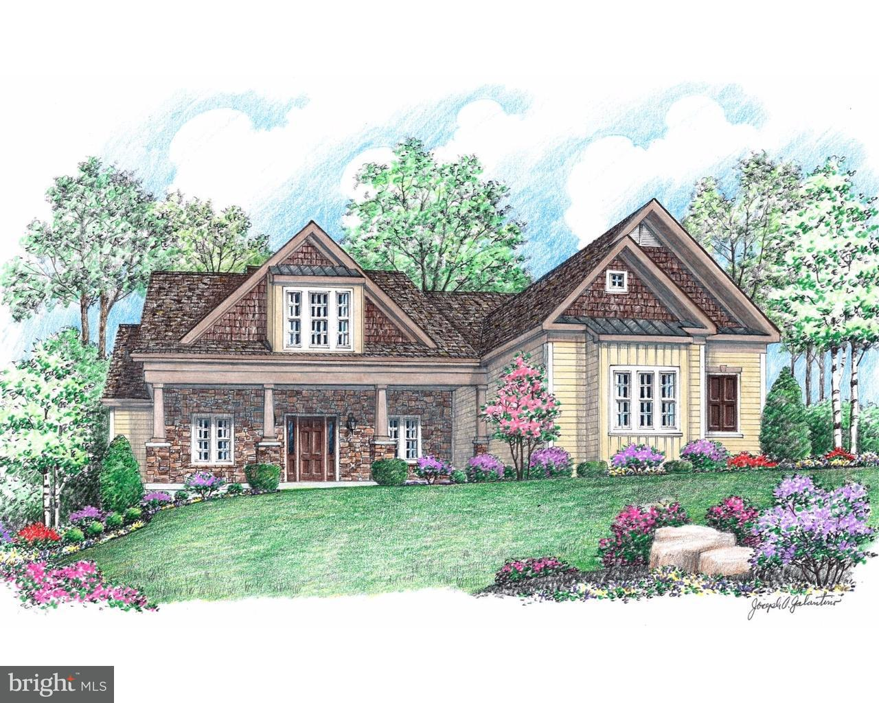 Casa Unifamiliar por un Venta en 1335 OLD PLAINS Road Pennsburg, Pennsylvania 18073 Estados Unidos