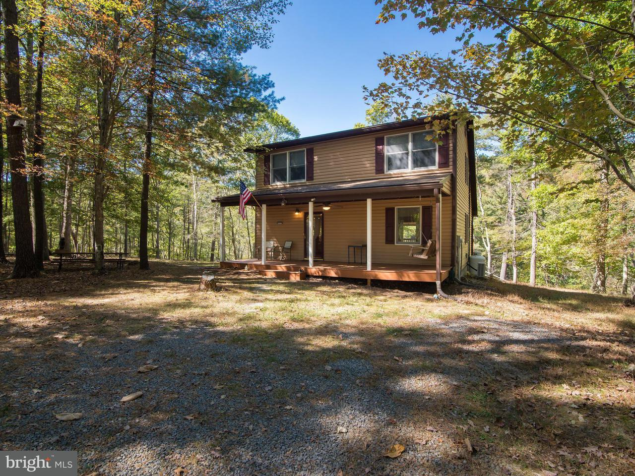 Single Family for Sale at 835 River Bend Dr Paw Paw, West Virginia 25434 United States