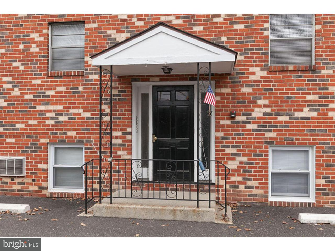 Townhouse for Rent at 740 S WHITE HORSE PIKE #208 Audubon, New Jersey 08106 United States