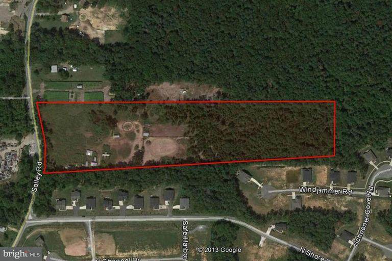 Land for Sale at Solley Rd Glen Burnie, Maryland 21060 United States