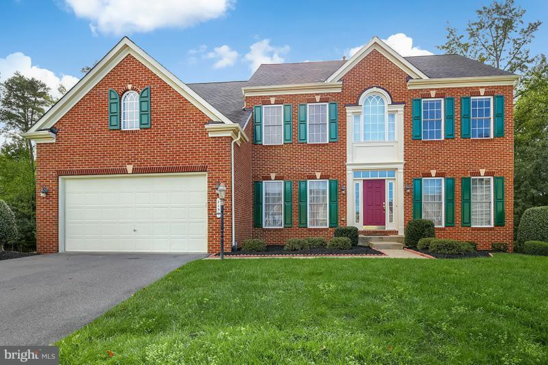 獨棟家庭住宅 為 出售 在 7159 Somerton Court 7159 Somerton Court Hanover, 馬里蘭州 21076 美國