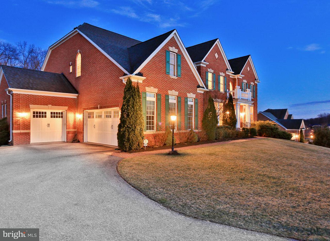 Частный односемейный дом для того Продажа на 906 Monaghan Court 906 Monaghan Court Lutherville Timonium, Мэриленд 21093 Соединенные Штаты