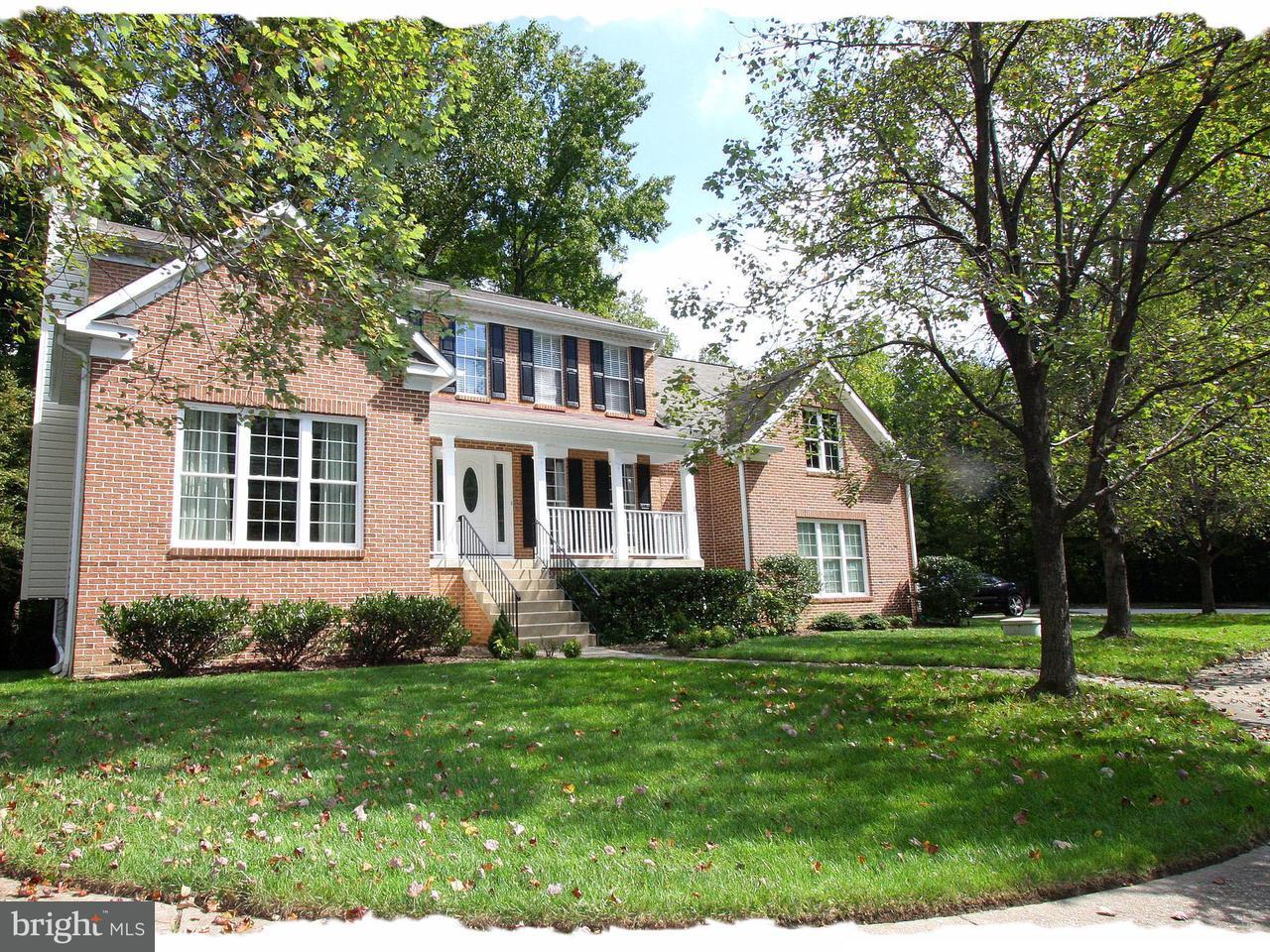 一戸建て のために 売買 アット 1830 Harewood Lane 1830 Harewood Lane Crofton, メリーランド 21114 アメリカ合衆国