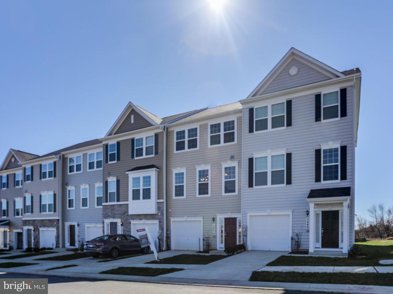 Single Family for Sale at 5447 Bristol Green Way Baltimore, Maryland 21229 United States