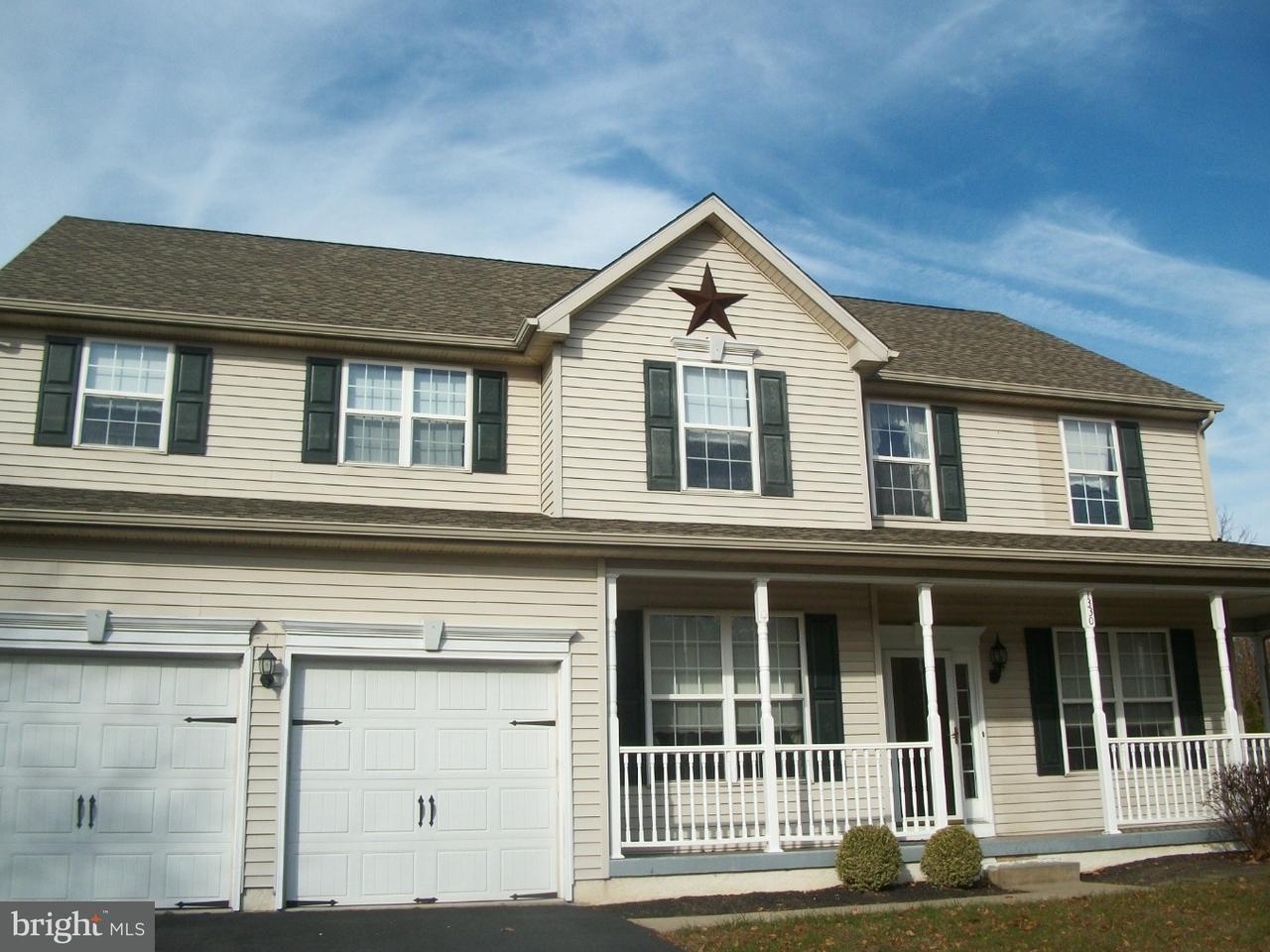 Частный односемейный дом для того Продажа на 1330 MAPLE Avenue Florence, Нью-Джерси 08554 Соединенные Штаты