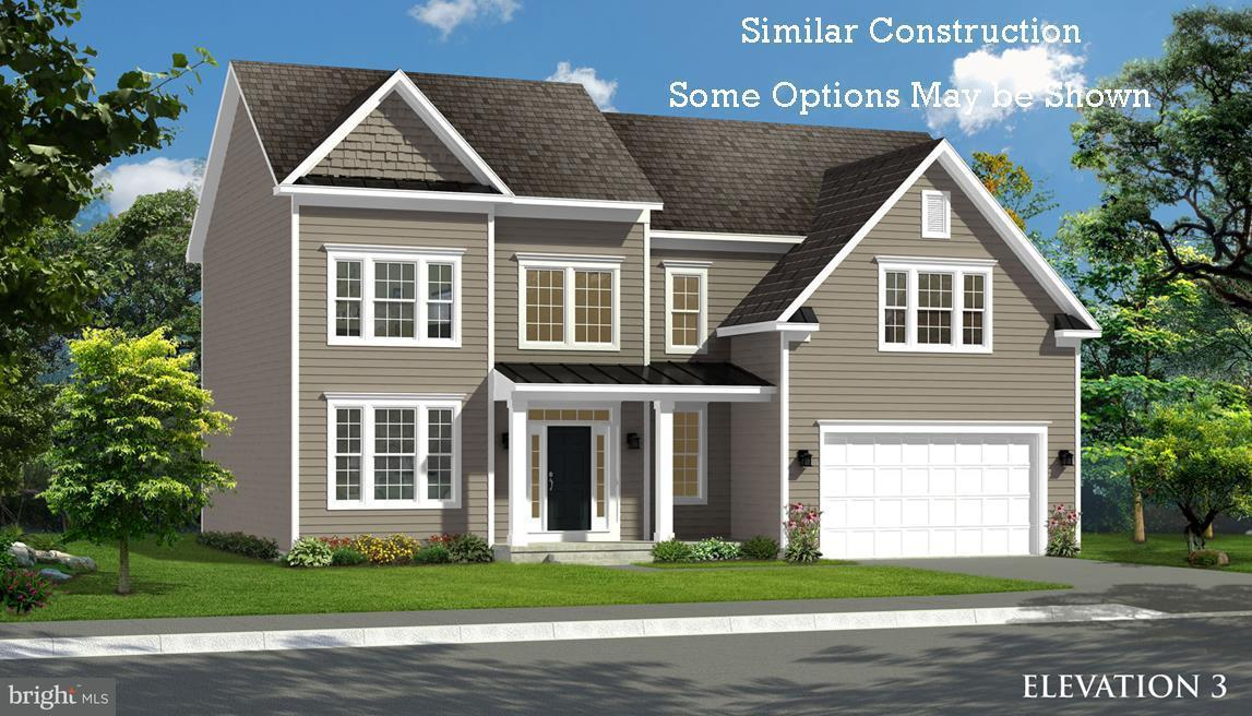 Additional photo for property listing at 0 Five Forks Dr #oakdale Ii Plan  Harpers Ferry, West Virginia 25425 United States