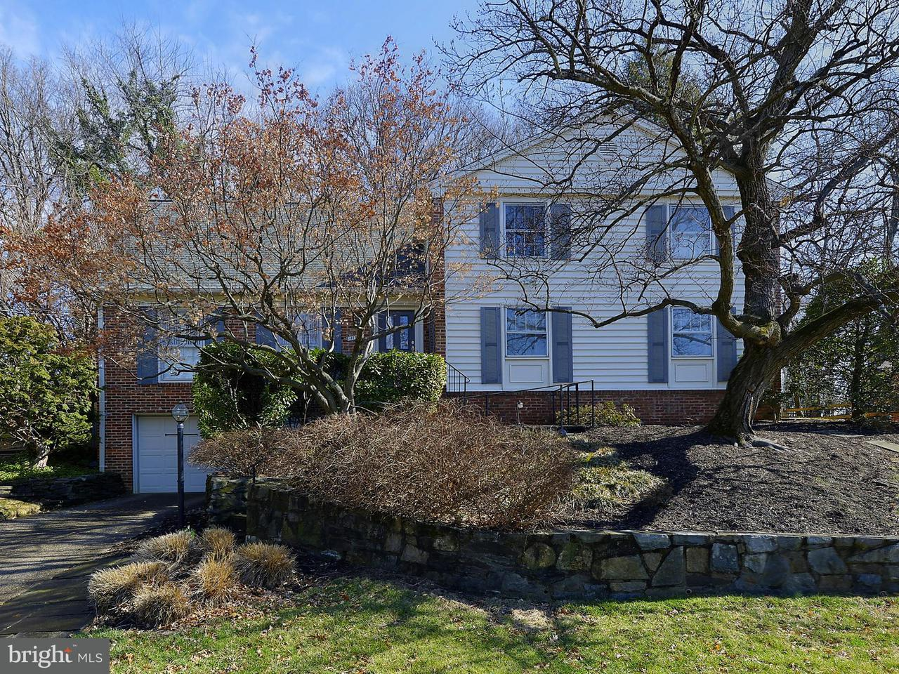 단독 가정 주택 용 매매 에 11611 Magruder Lane 11611 Magruder Lane Rockville, 메릴랜드 20852 미국