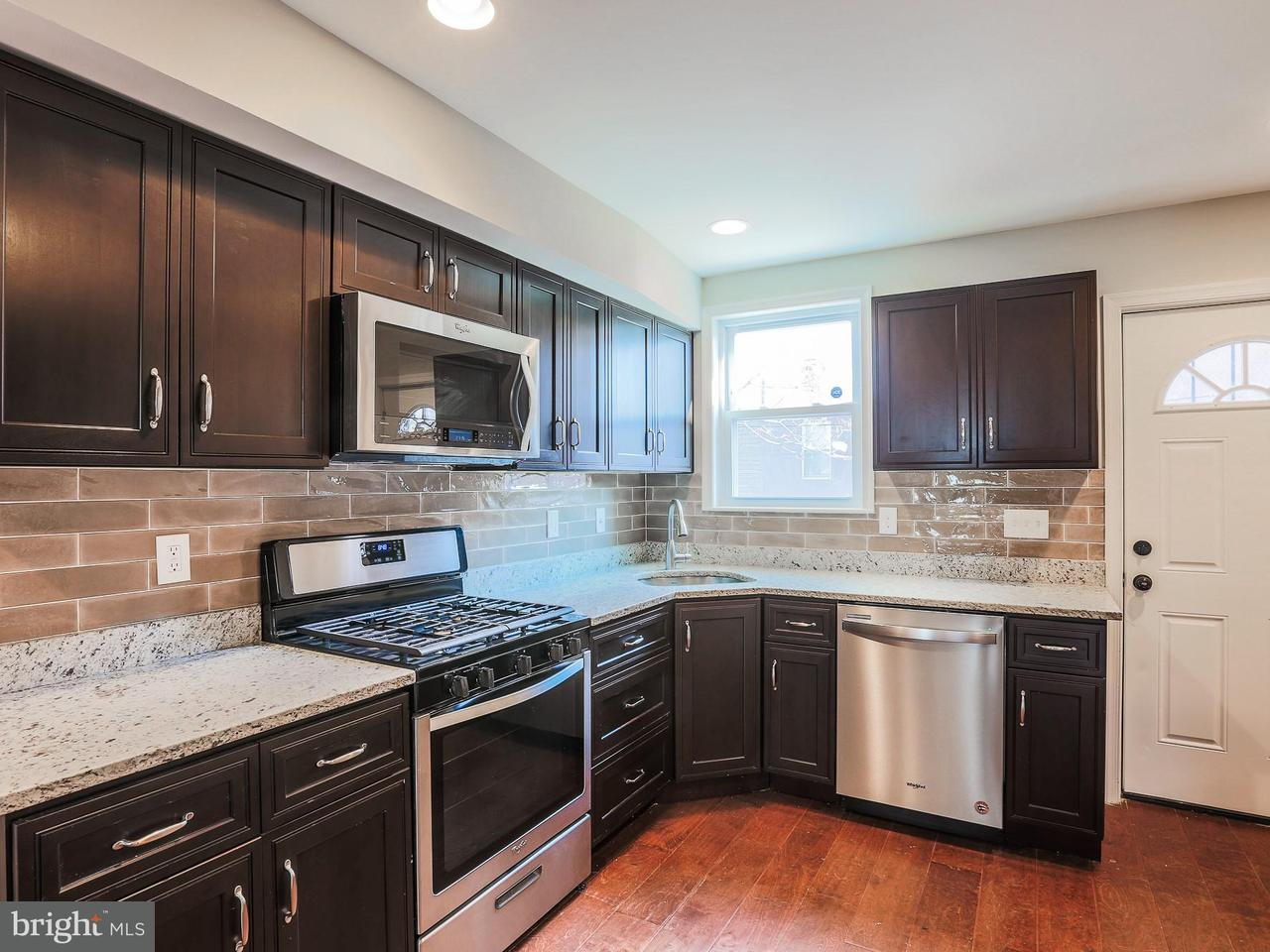 Single Family for Sale at 1205 Bond St Baltimore, Maryland 21213 United States