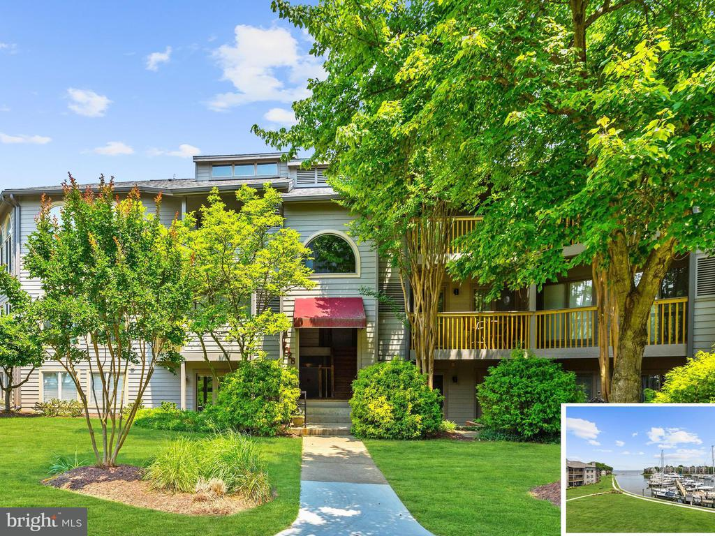 7028  CHANNEL VILLAGE COURT  202, one of homes for sale in Annapolis
