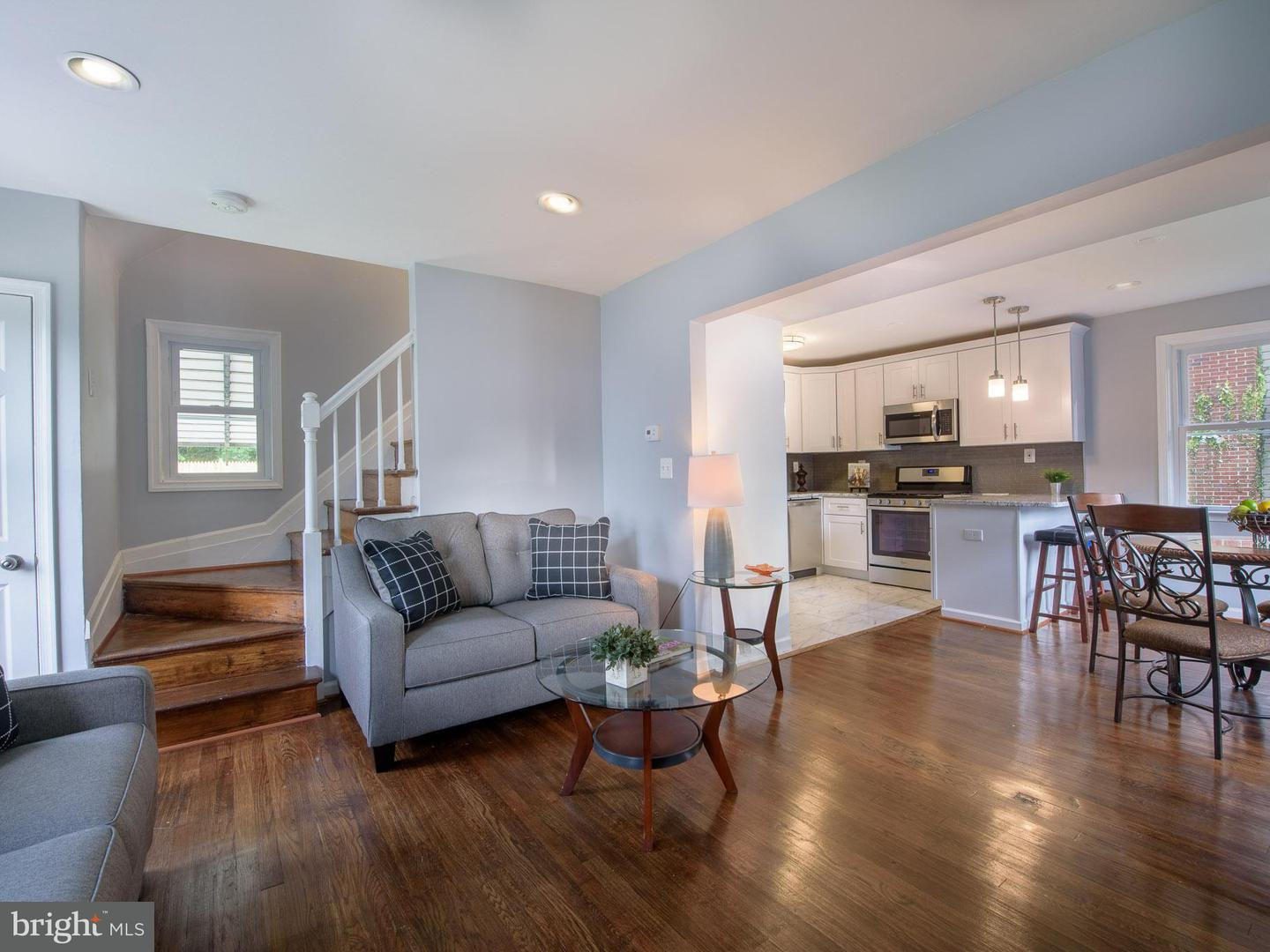 Single Family for Sale at 5013 Pilgrim Rd Baltimore, Maryland 21214 United States