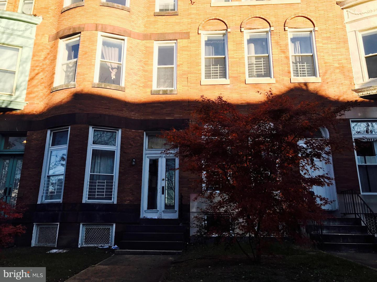 Other Residential for Rent at 2941 Saint Paul St Baltimore, Maryland 21218 United States