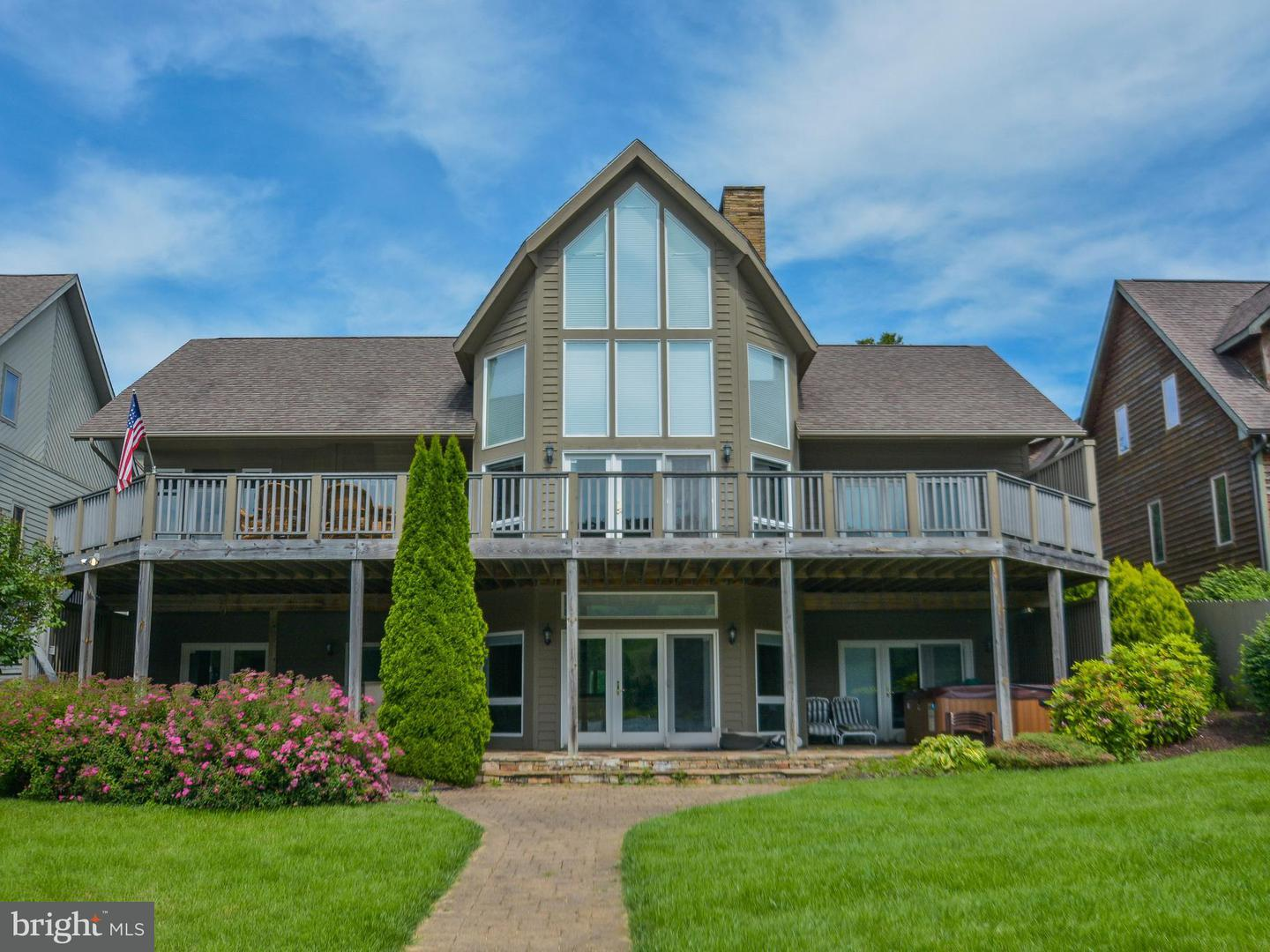 Single Family for Sale at 1305 Deep Creek Dr Mc Henry, Maryland 21541 United States