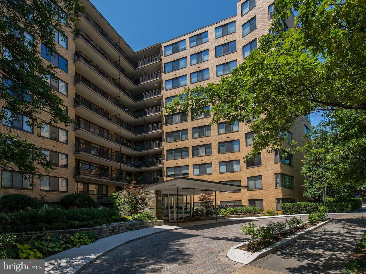 Condominium for Sale at 4740 Connecticut Ave NW #713 Washington, District Of Columbia 20008 United States
