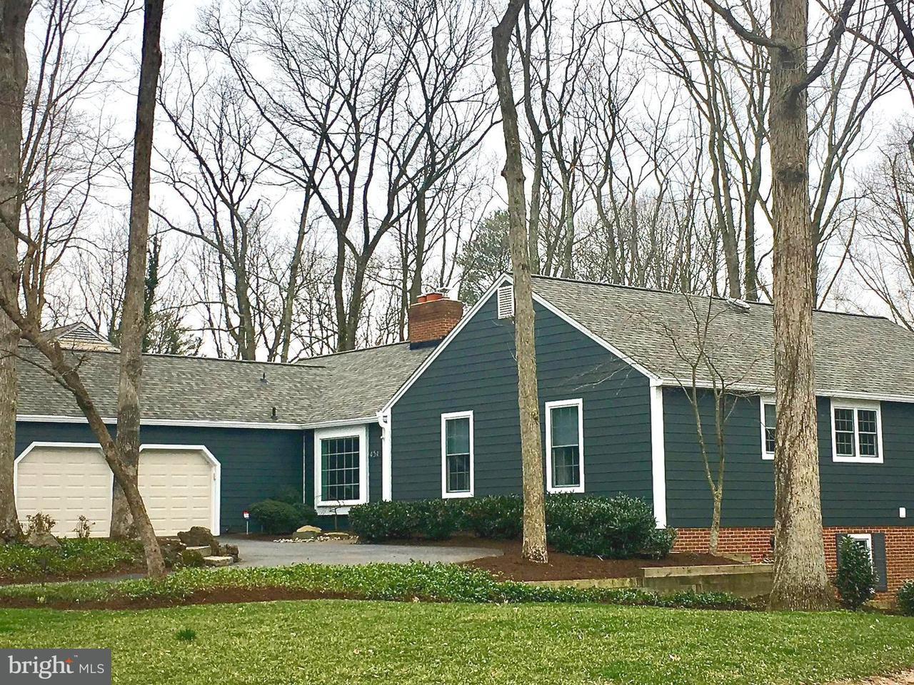 Eensgezinswoning voor Verkoop een t 454 Old Orchard Circle 454 Old Orchard Circle Millersville, Maryland 21108 Verenigde Staten