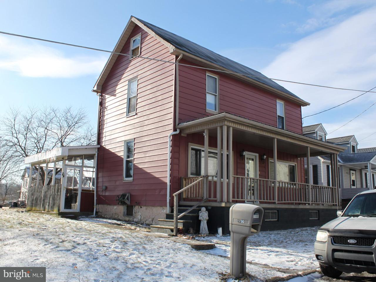 Single Family for Sale at 11490 Spring Ave Mount Union, Pennsylvania 17066 United States