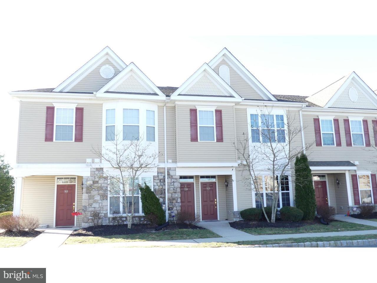 独户住宅 为 出租 在 303 RAPHAEL Court Williamstown, 新泽西州 08094 美国在/周边: Monroe Township