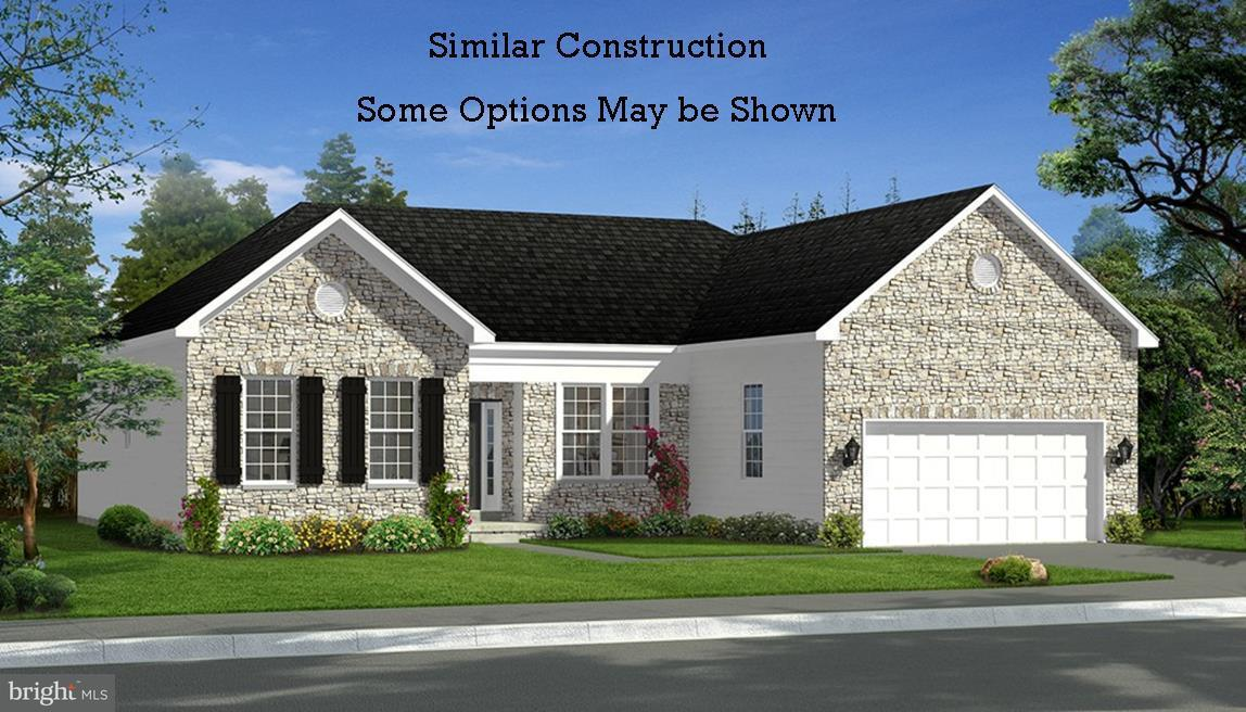 Additional photo for property listing at 0 Five Forks Dr #magnolia Plan  Harpers Ferry, West Virginia 25425 United States