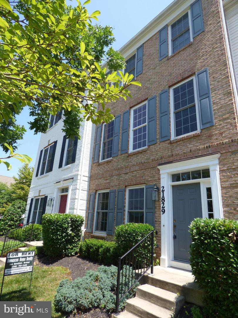 Other Residential for Rent at 21829 Seneca Ayr Dr Boyds, Maryland 20841 United States