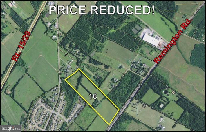 Land for Sale at Remington Rd. Remington, Virginia 22734 United States