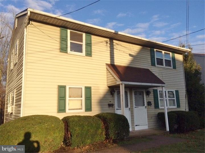 Single Family Home for Rent at 217 W PARK Avenue Sellersville, Pennsylvania 18960 United States