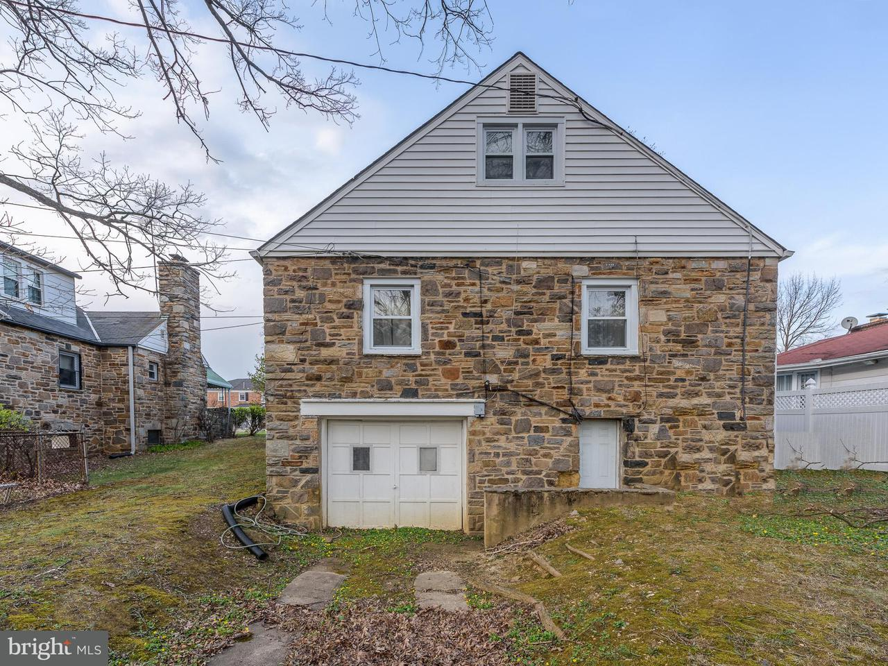 Single Family for Sale at 2605 Oakley Ave Baltimore, Maryland 21215 United States