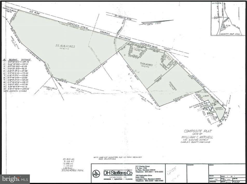 Land for Sale at Glen Albin Rd La Plata, Maryland 20646 United States