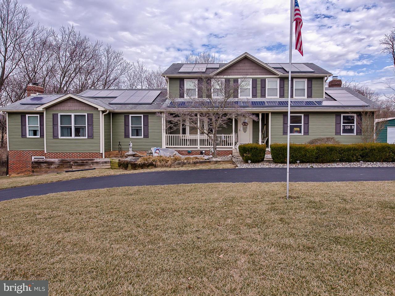 단독 가정 주택 용 매매 에 4125 Spring View Drive 4125 Spring View Drive Jefferson, 메릴랜드 21755 미국