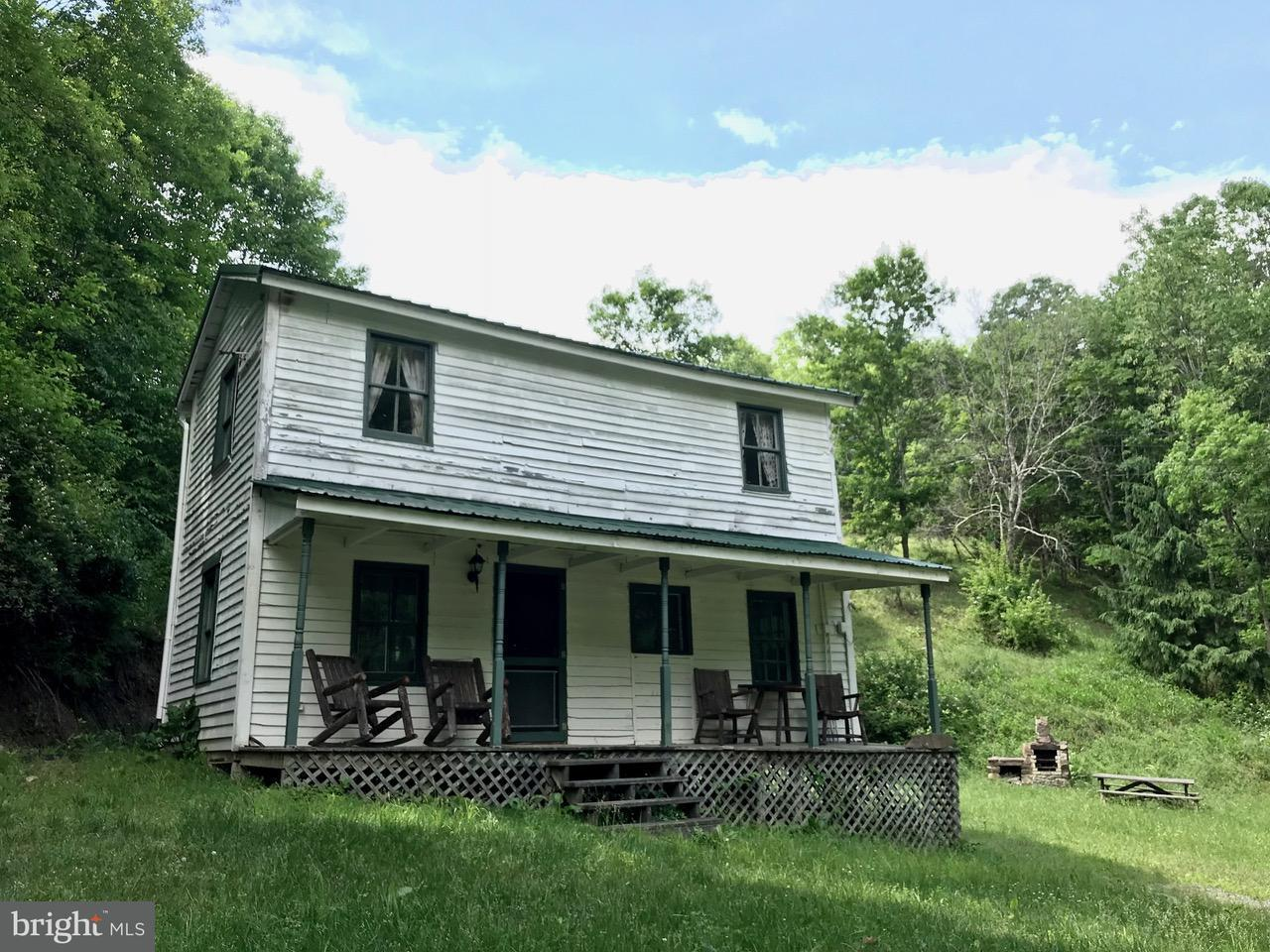 Single Family for Sale at 1465 Shoemaker Hollow Mathias, West Virginia 26812 United States