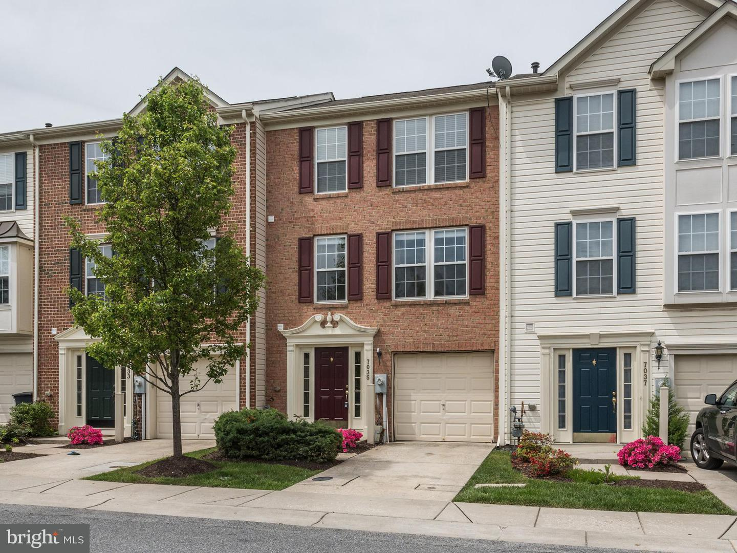 Other Residential for Rent at 7035 Holly Springs Ln #70 Elkridge, Maryland 21075 United States