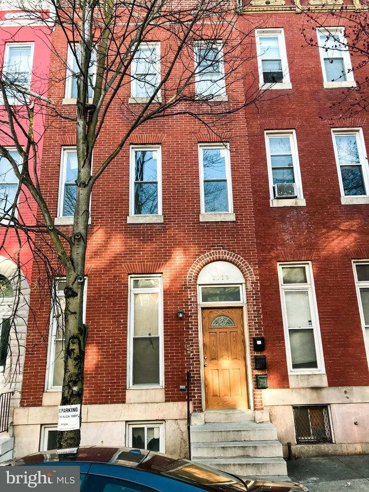 Other Residential for Rent at 2020 Druid Hill Ave #2 Baltimore, Maryland 21217 United States