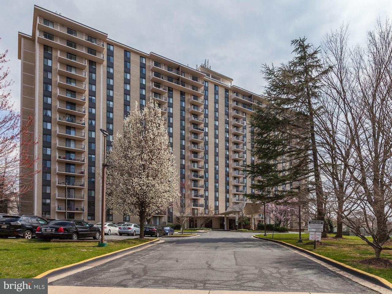 Single Family for Sale at 7420 Westlake Ter #1602 Bethesda, Maryland 20817 United States