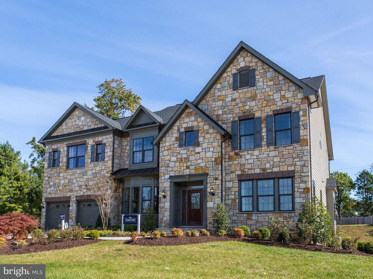 独户住宅 为 销售 在 10801 Rockland Drive 10801 Rockland Drive Laurel, 马里兰州 20723 美国
