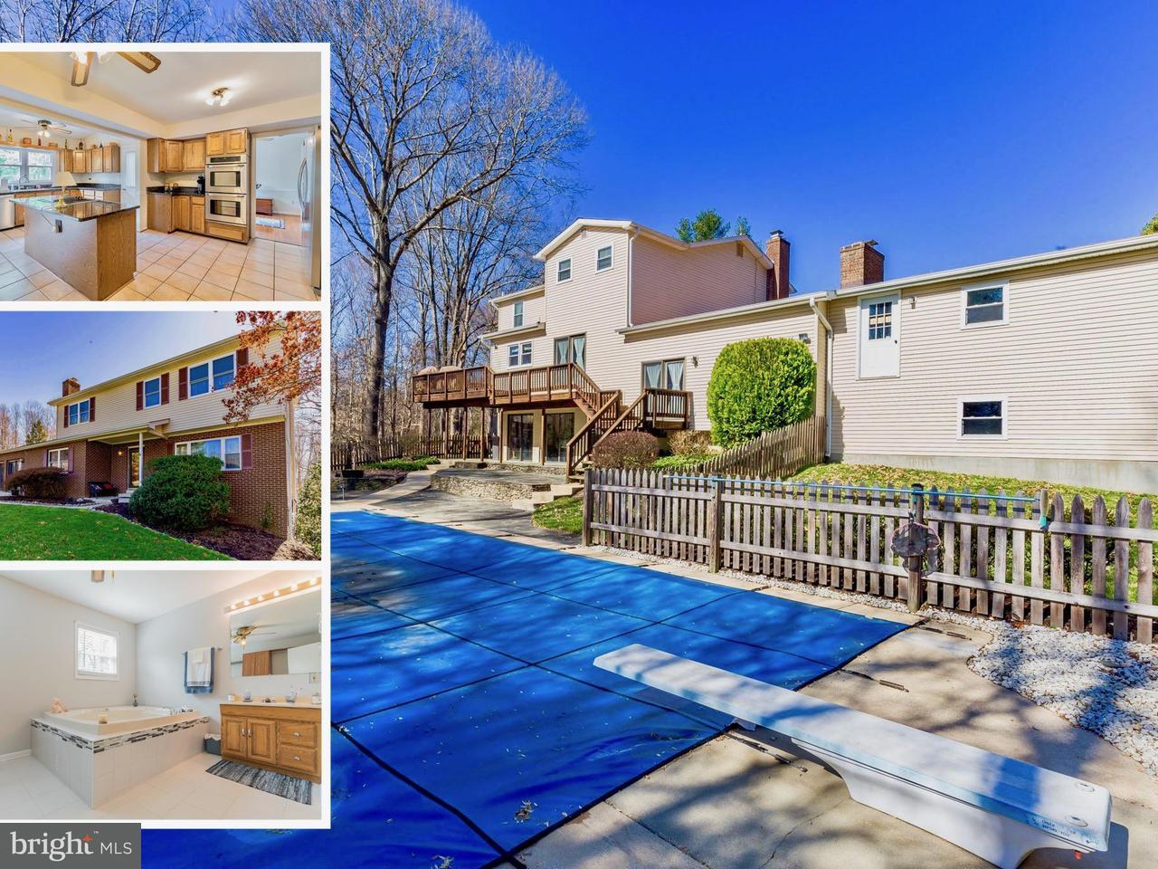Maison unifamiliale pour l Vente à 2720 Jones Road 2720 Jones Road Dunkirk, Maryland 20754 États-Unis