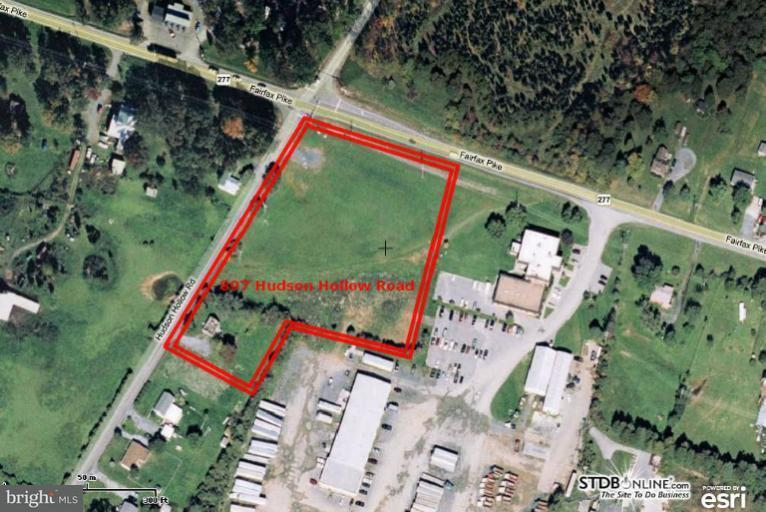 Commercial for Sale at 897 Hudson Hollow Rd Stephens City, Virginia 22655 United States