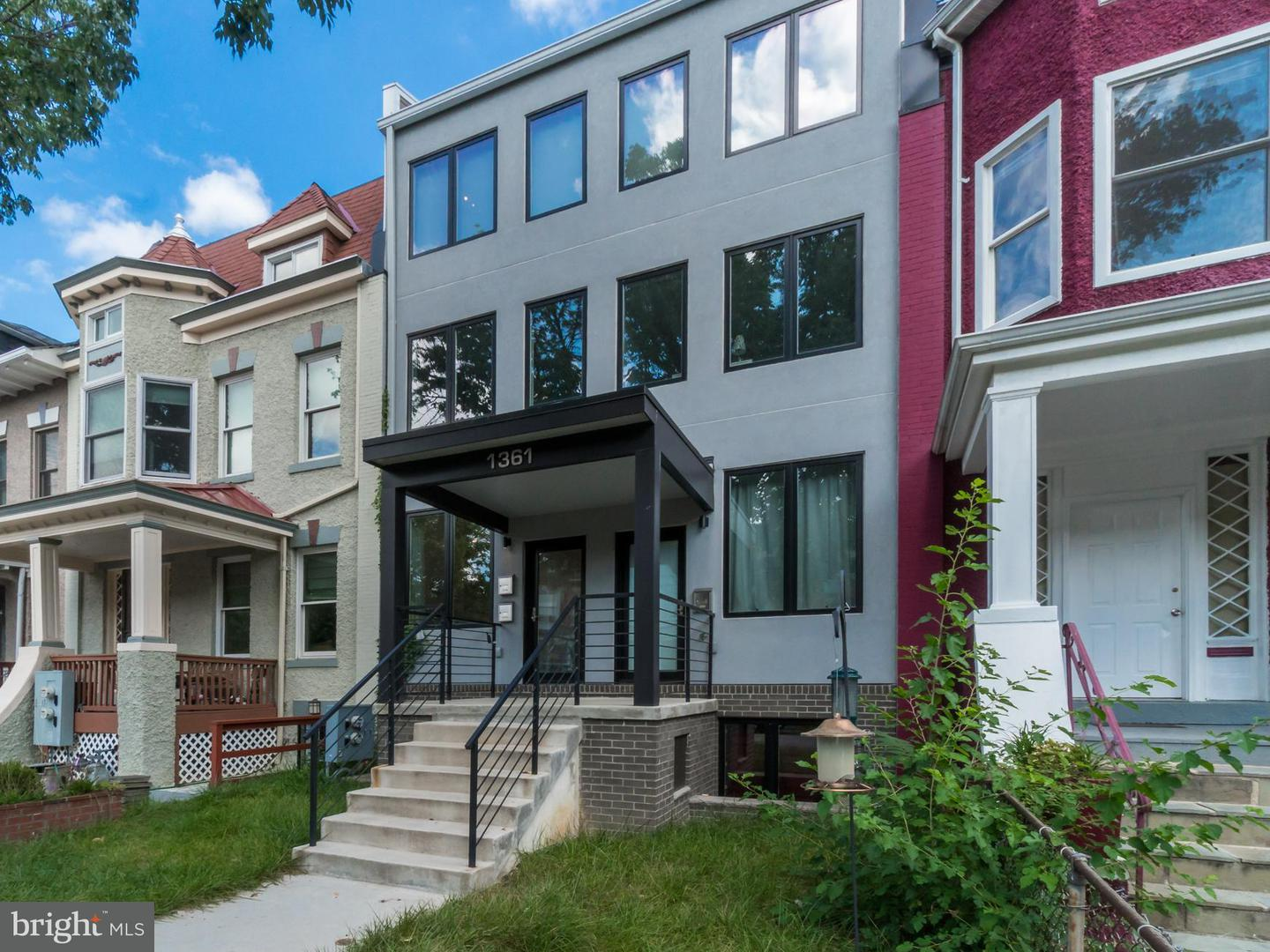Other Residential for Rent at 1361 Oak St NW #1 Washington, District Of Columbia 20010 United States