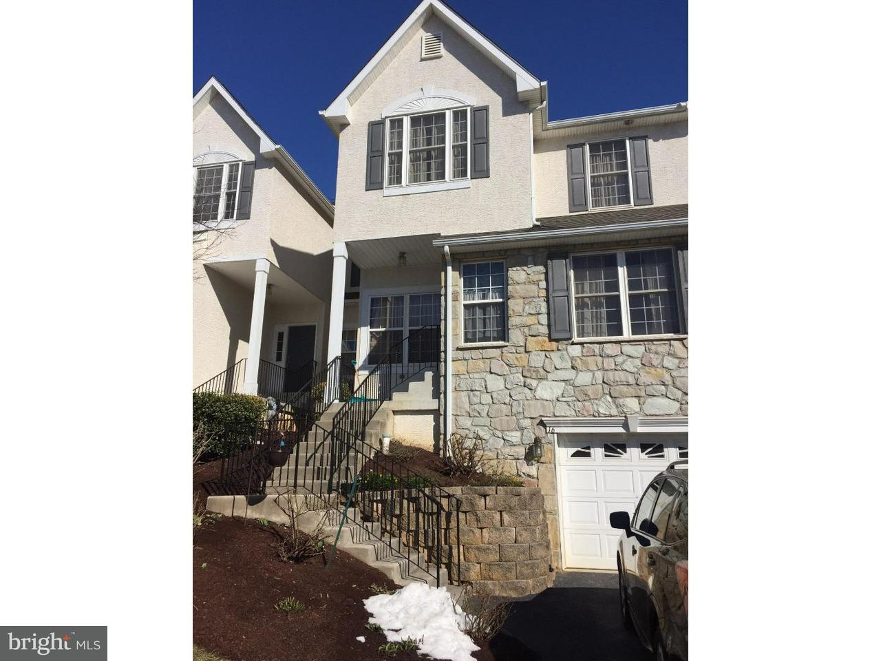 Single Family Home for Rent at 16 LINCOLN Drive Downingtown, Pennsylvania 19335 United States