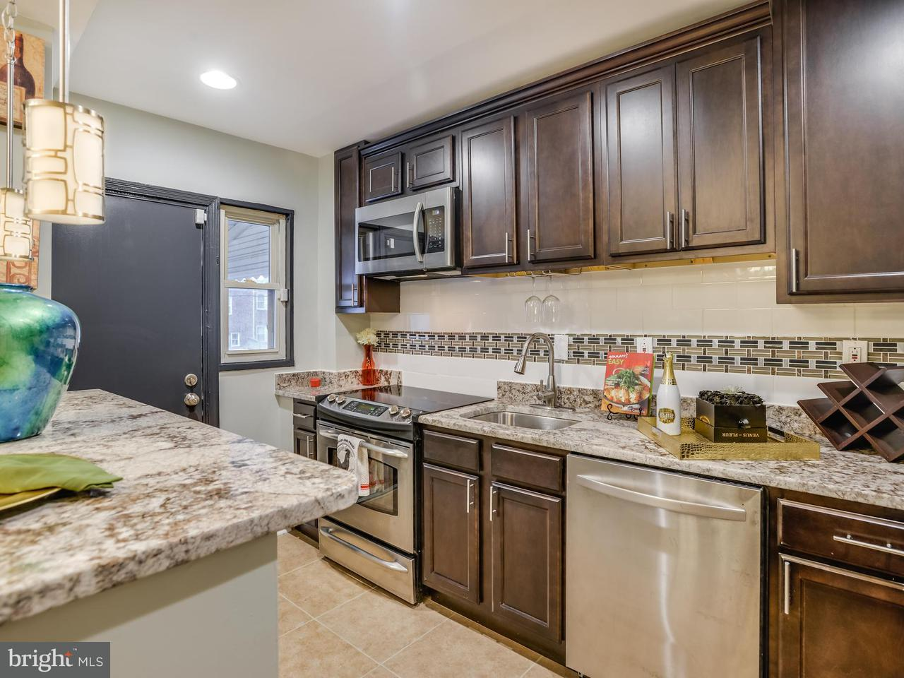 Single Family for Sale at 3907 Rokeby Rd Baltimore, Maryland 21229 United States