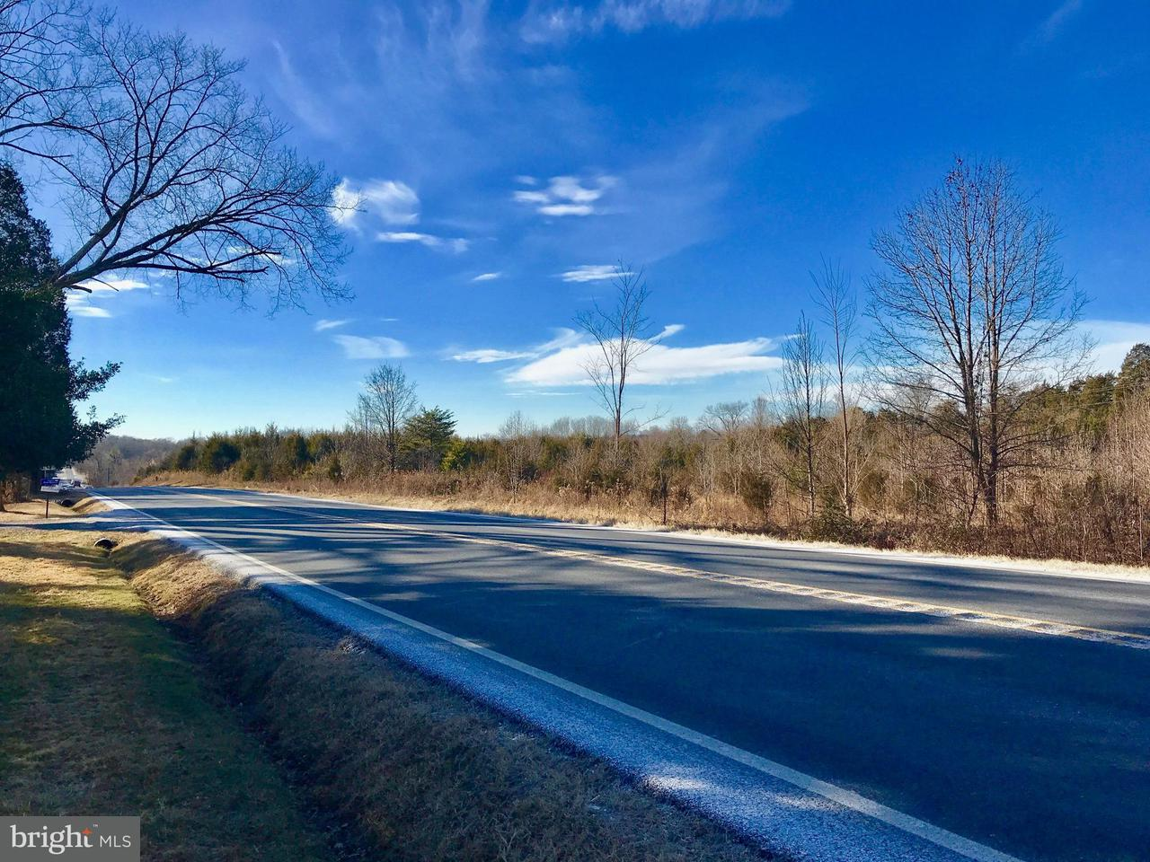Land voor Verkoop een t Catlett Road Catlett Road Bealeton, Virginia 22712 Verenigde Staten