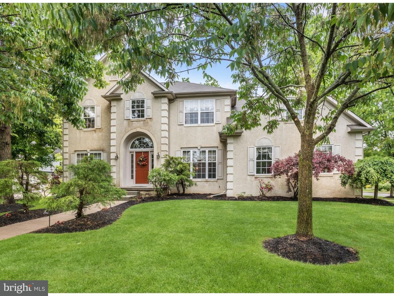 Enfamiljshus för Försäljning vid 1 WOOD LAKE Court Glassboro, New Jersey 08028 Usa