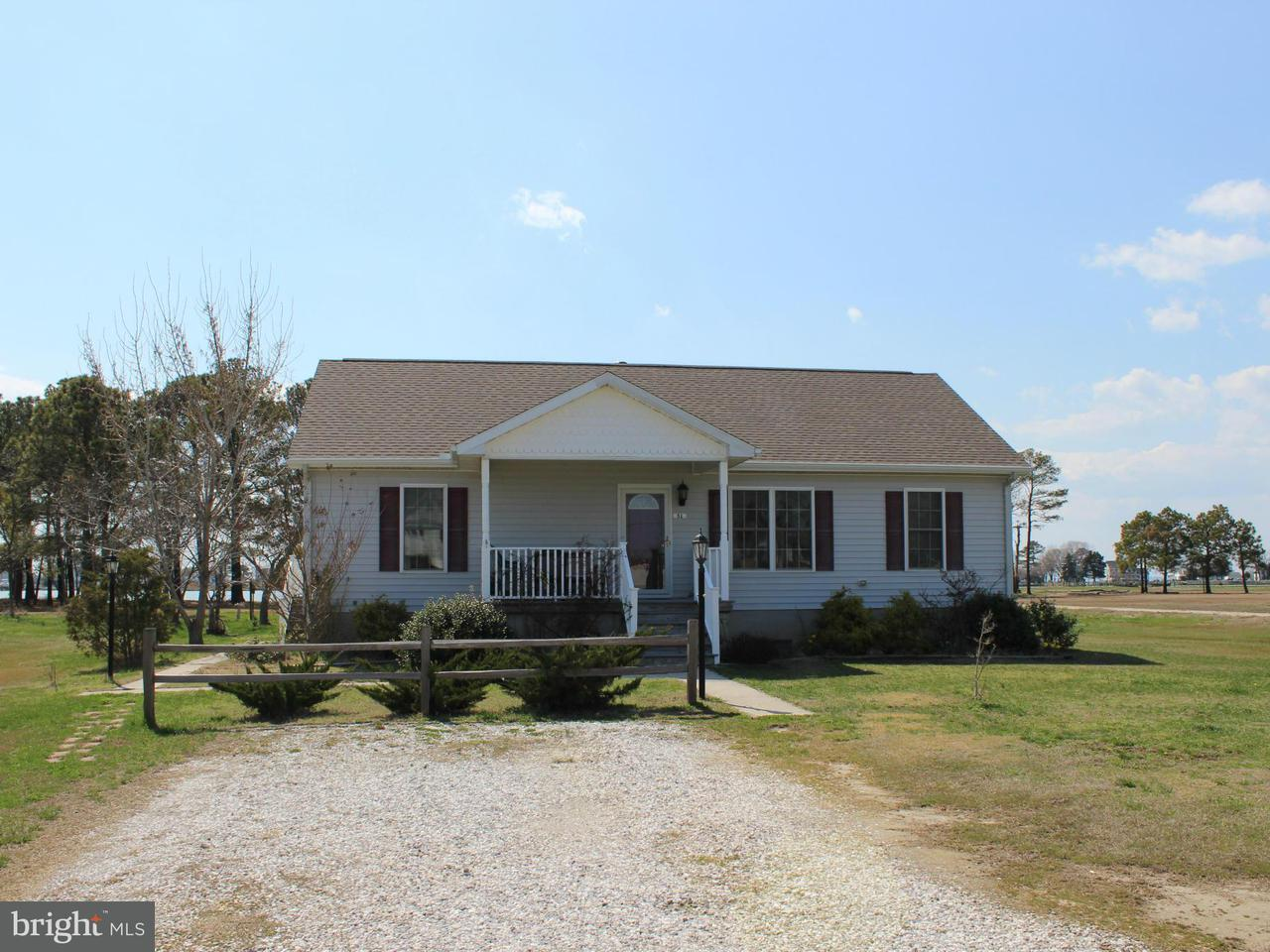 Single Family for Sale at 2512 Old House Point Rd Fishing Creek, Maryland 21634 United States