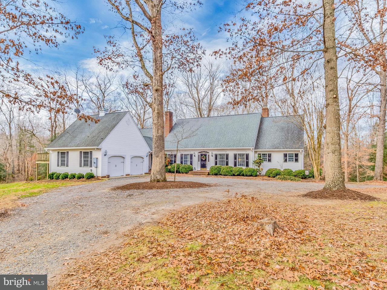 獨棟家庭住宅 為 出售 在 6835 Bonifant Place 6835 Bonifant Place Bryantown, 馬里蘭州 20617 美國