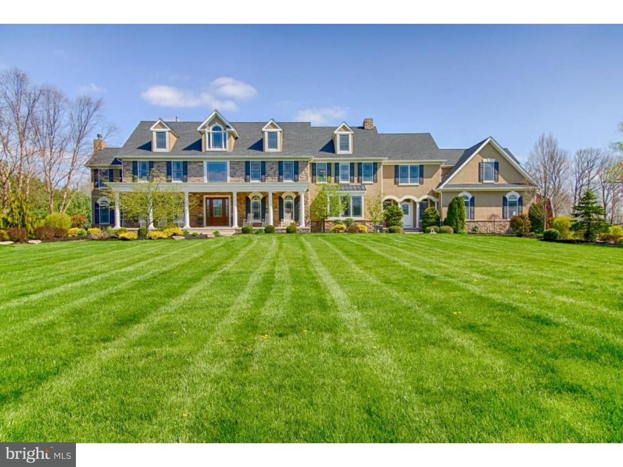 Maison unifamiliale pour l Vente à 156 HIGH Street Mullica Hill, New Jersey 08062 États-Unis