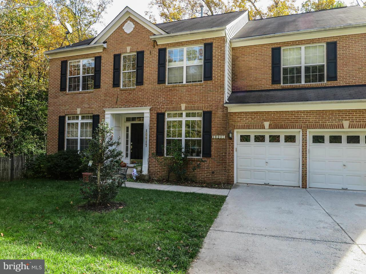 Single Family Home for Sale at 10017 Brunswick Avenue 10017 Brunswick Avenue Silver Spring, Maryland 20910 United States