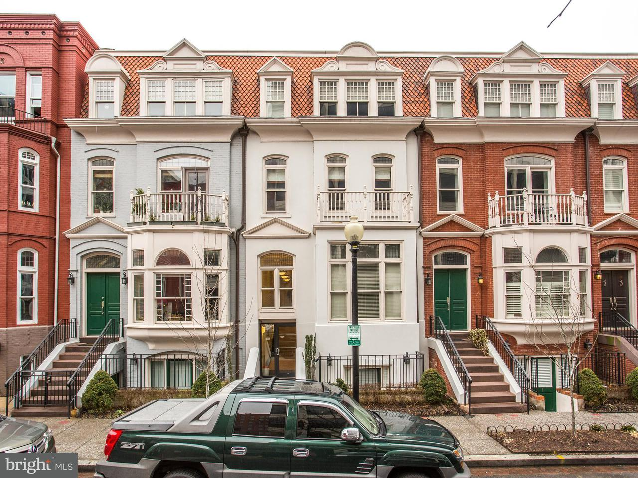 Single Family for Sale at 1830 Jefferson Pl NW #19 Washington, District Of Columbia 20036 United States