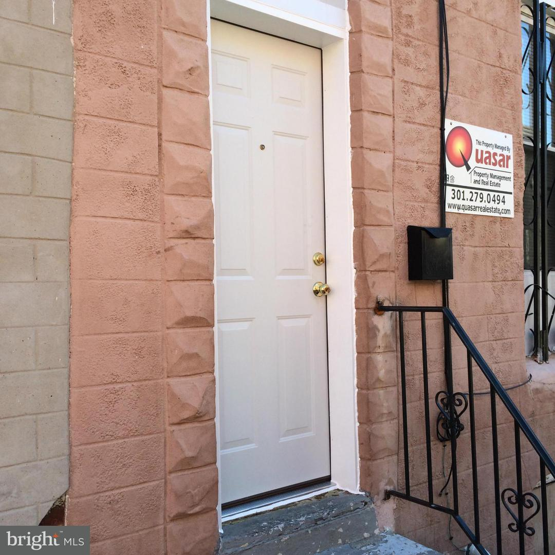 Other Residential for Rent at 1831 Dallas St Baltimore, Maryland 21213 United States