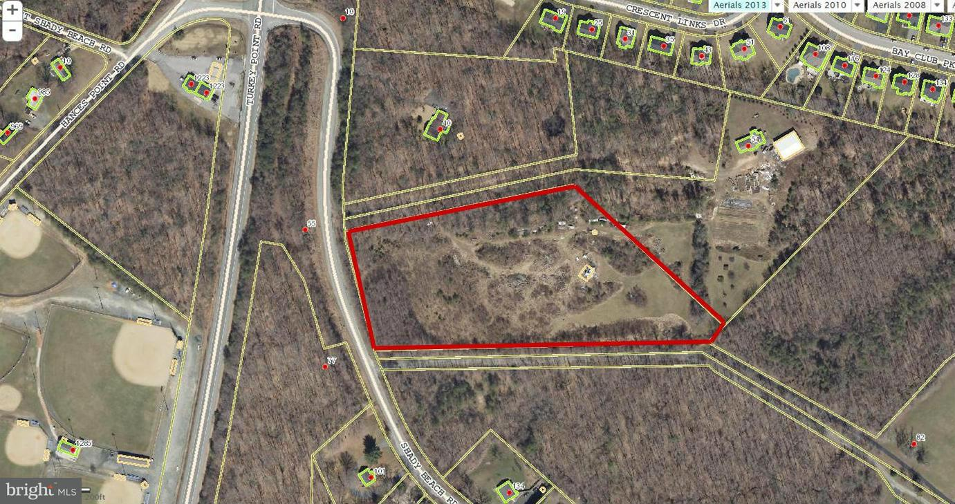 Land for Sale at Shady Beach Rd North East, Maryland 21901 United States