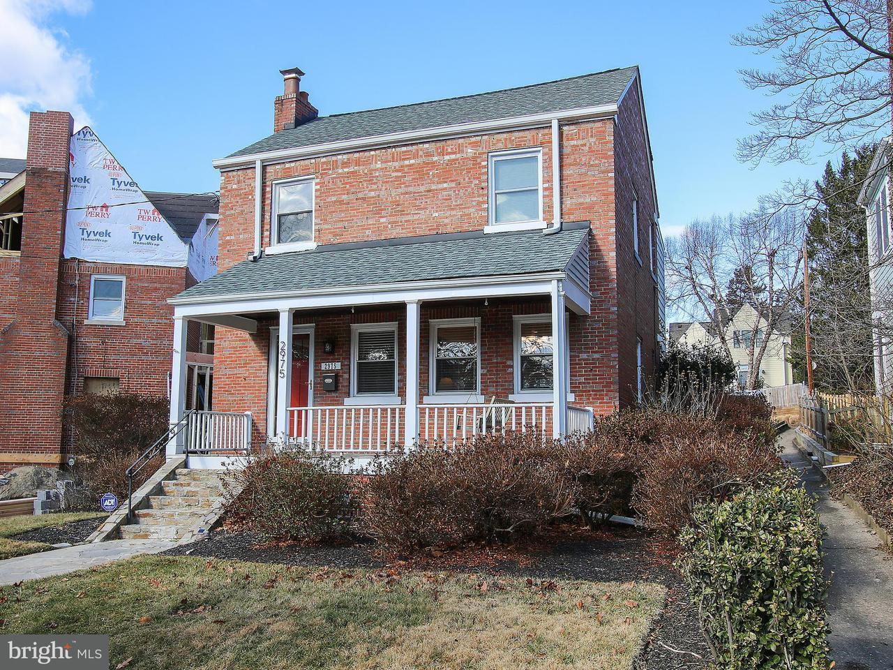 Single Family for Sale at 2975 Mckinley St NW Washington, District Of Columbia 20015 United States